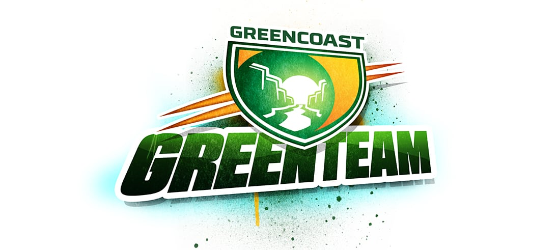 GreenCoast GreenTeam cleans up local beaches